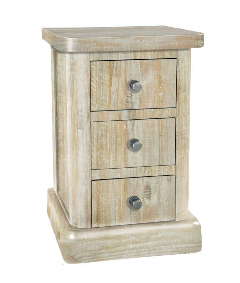 Tehidy Day Bedside Drawers - Special Order